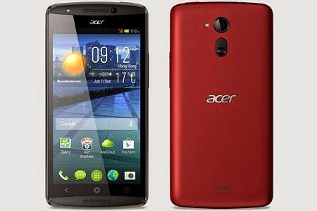 Harga Acer Liquid E700