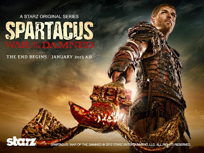Spartacus 2013