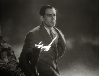 Colin Clive in Frankenstein (1931)