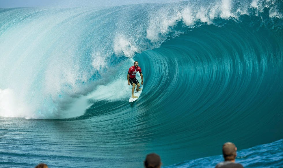Billabong Pro Tahiti 2014 Owen Wright AUS Foto ASP Will H S