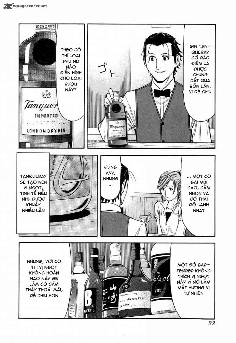 Bartender chap 48 Trang 26 - Mangak.info