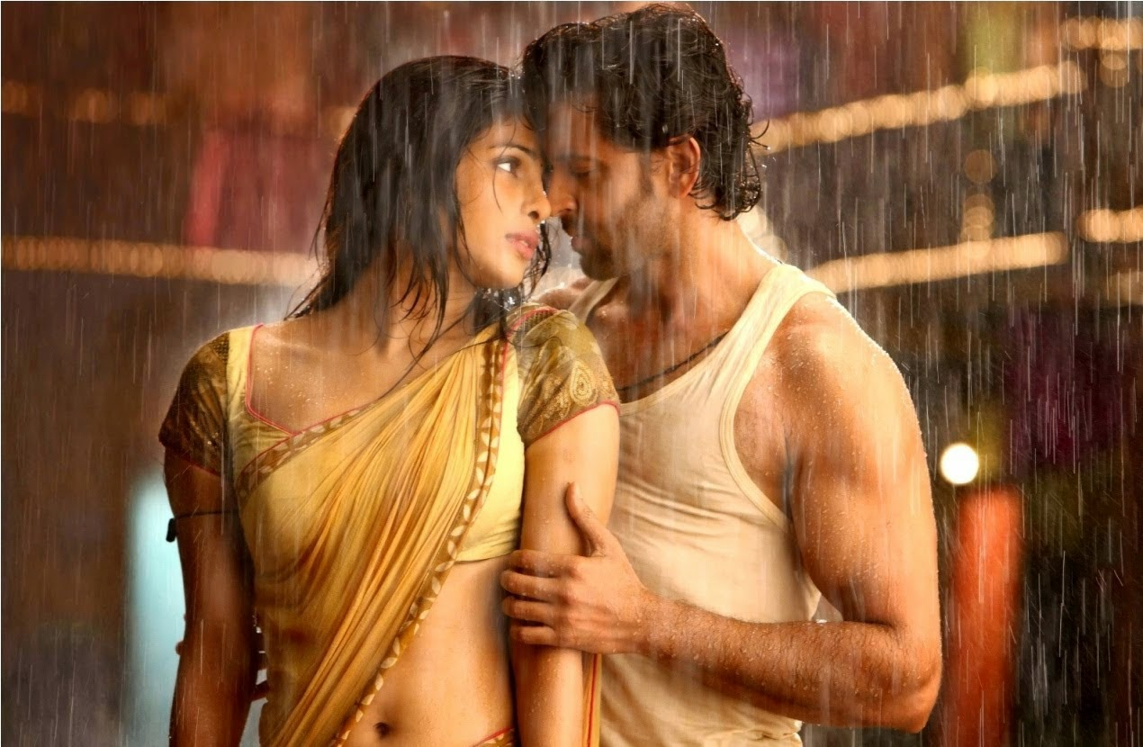 O Saiyyan Song wallpaper of Agneepath - Hrithik Roshan & Priyanka chopra
