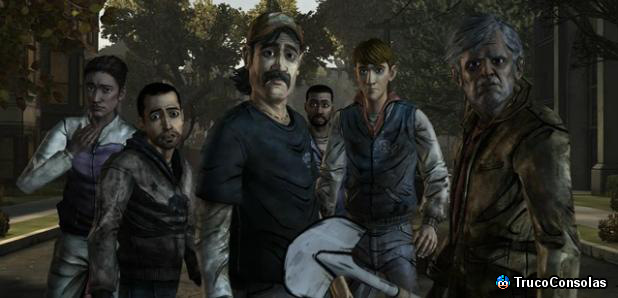 guía The Walking Dead The Game episode 4