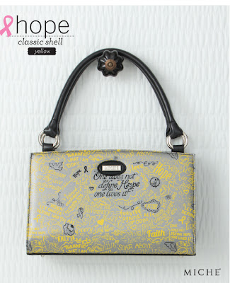 Miche Hope Yellow for Classic Bag