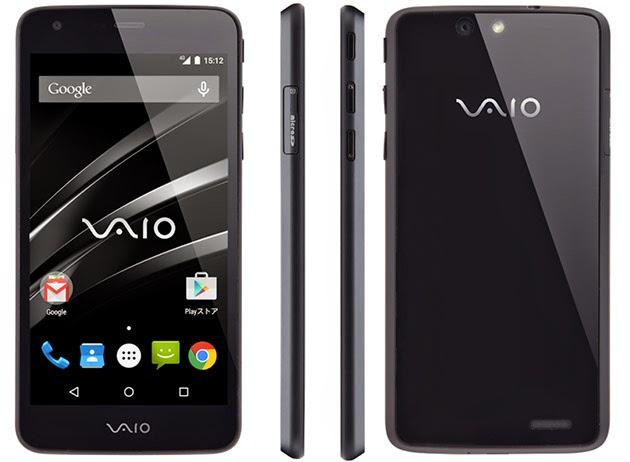 VAIO,VAIO phone, smartphone,