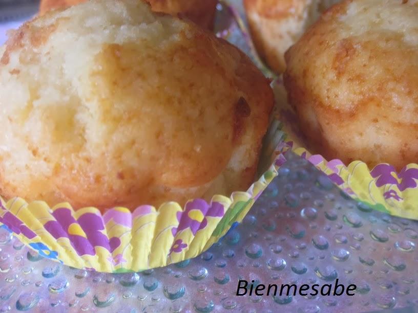 Magdalenas de coco y piña 02