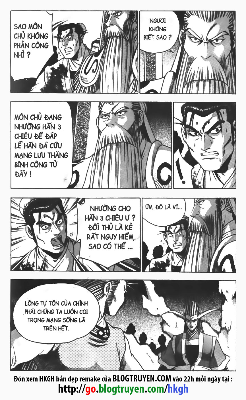 Hiệp Khách Giang Hồ chap 206 page 23 - IZTruyenTranh.com