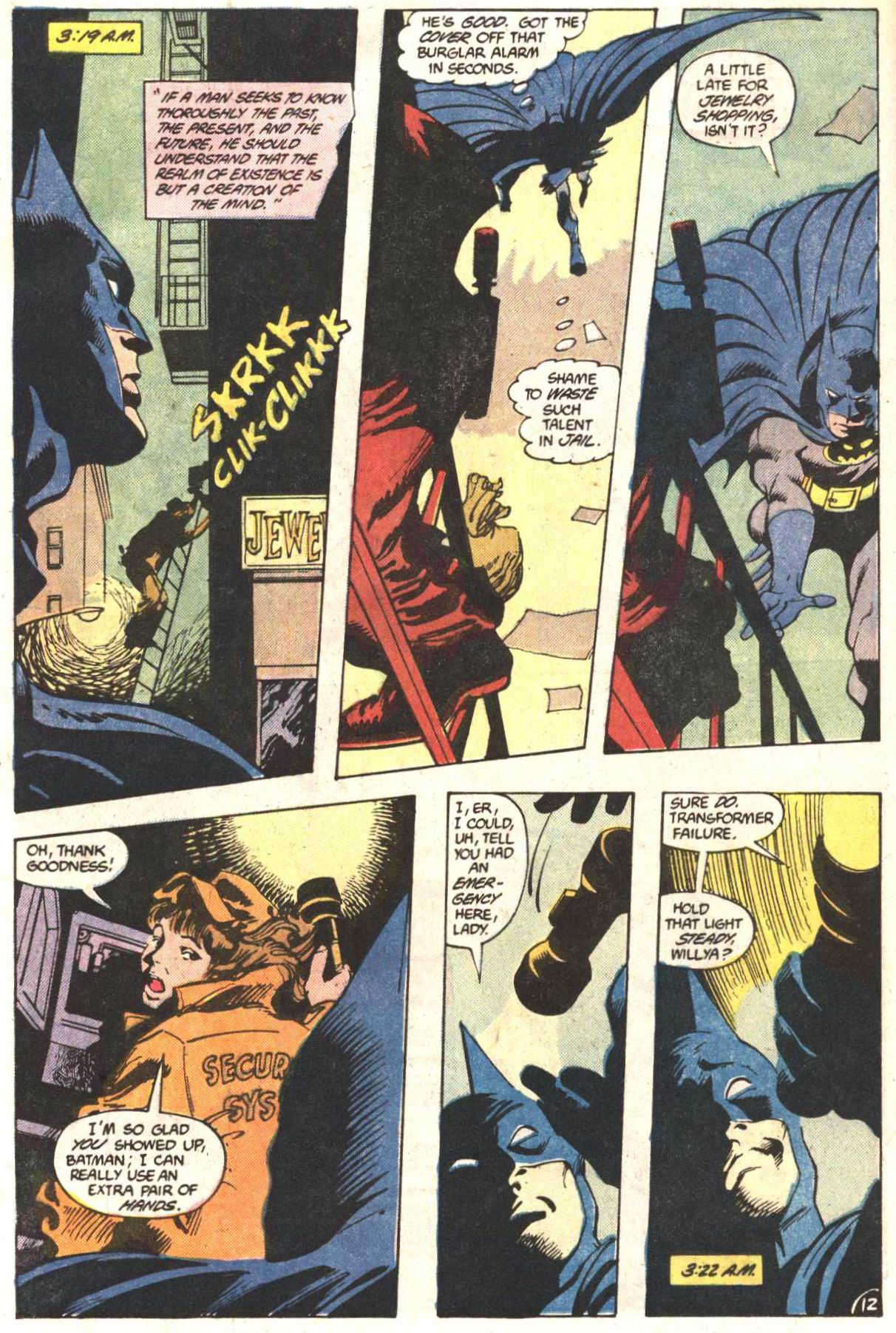 Detective Comics (1937) Issue #567 Page 13