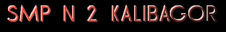 SMP Negeri 2 Kalibagor