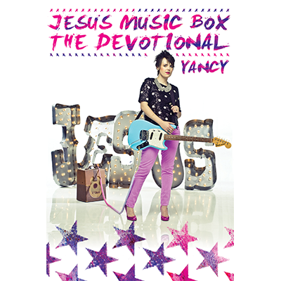 Jesus Music Box: The Devotional cover