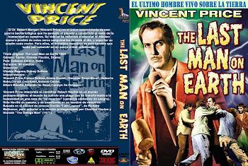 Carátula dvd: El último hombre sobre la tierra (1964) (The Last Man on Earth)