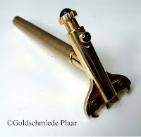 Rasierer Gelbgold Goldschmiede 585/-