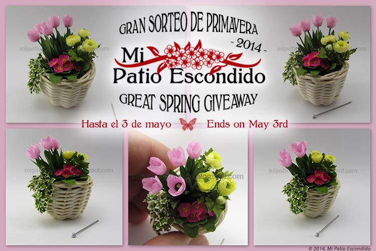 SORTEO MI PATIO ESCONDIDO