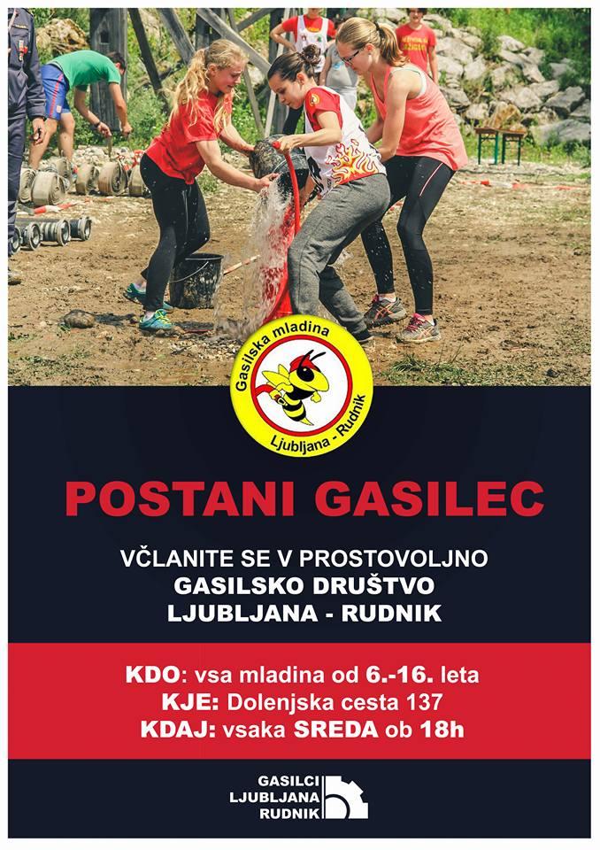 POSTANI GASILEC