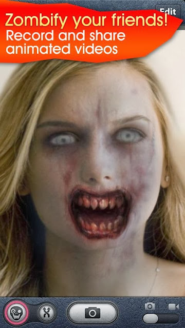 ZombieBooth For Android