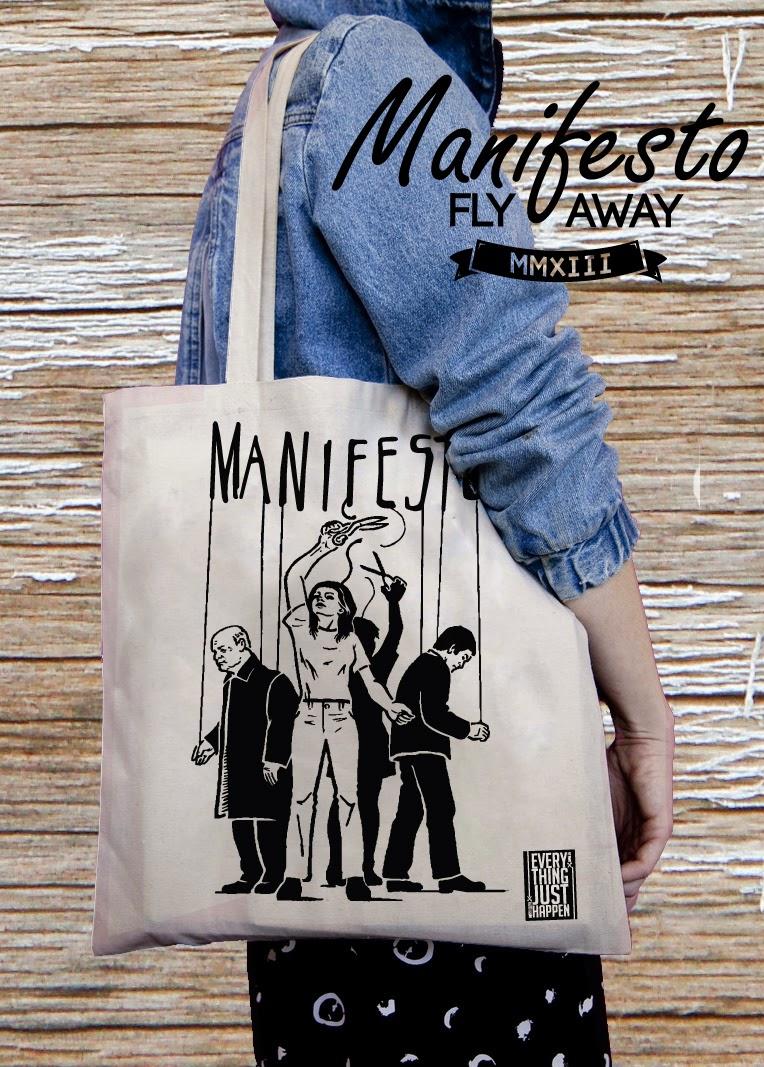tote bag MNFST Cloth Yogyakarta 1