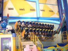 DNA Mixer My Favourite Ride in Berjaya Times Square :)