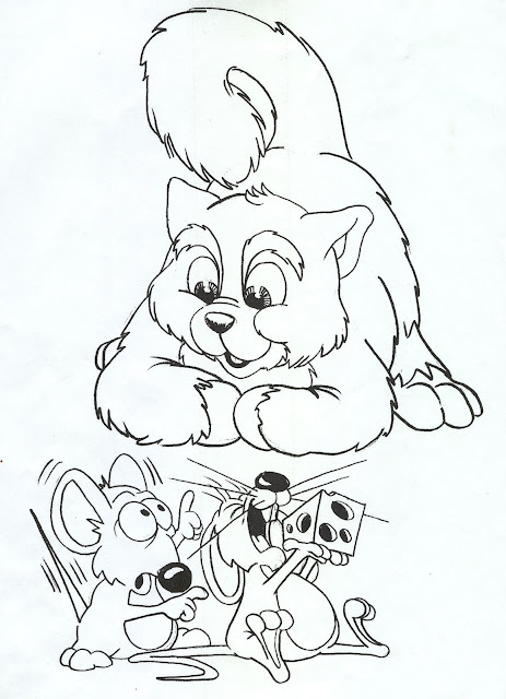 Printable Coloring Pages October