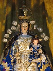 Octubre - Nuestra Señora del Rosario - Templo Santo Domingo