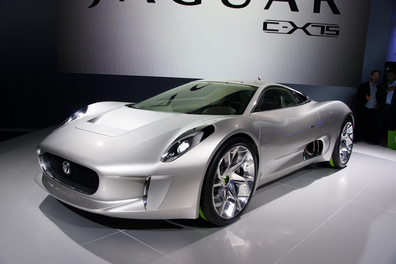 Jaguar CX 75 HD Wallpapers High Definition Free