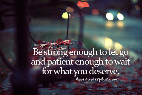 past relationship quotes letting go quotes time to let
