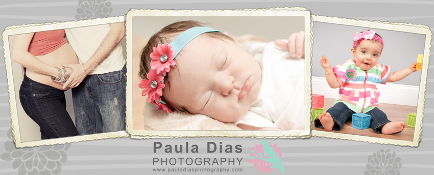MA Maternity, Newborn, and Baby Photographer {Paula Dias Photography}