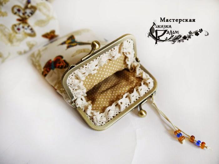 очечник ручной работы, хранение украшений и мелочей