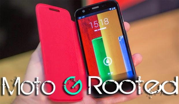 Root Motorola Phones