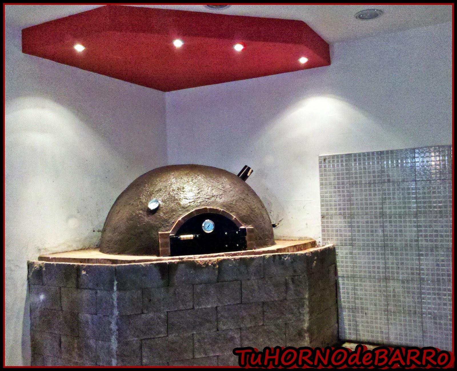 Fabrica de hornos pizzeros zona sur