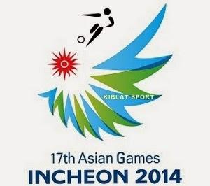 Jadwal Pertandingan Sepakbola Asian Games 2014