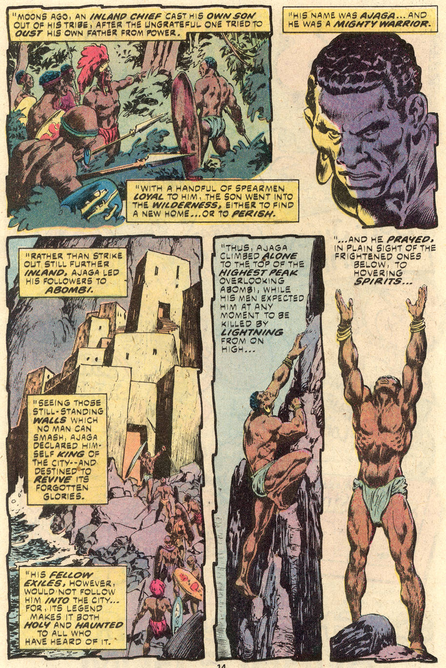 Conan the Barbarian (1970) Issue #94 #106 - English 9