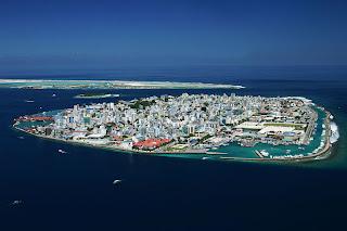 Maldivas, Naturaleza