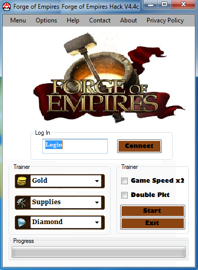 Forge of empires login issues