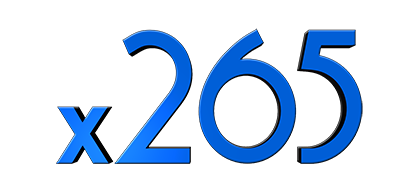 x265 logo