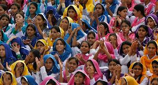 anak-anak muda pakistan
