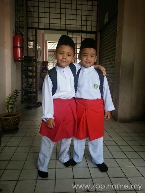 Hari Orientasi Sekolah Agama Azwar