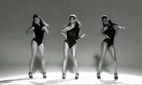 Beyonce - all the single ladies