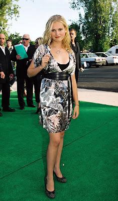 Eliza Taylor Cotter vestido de moda
