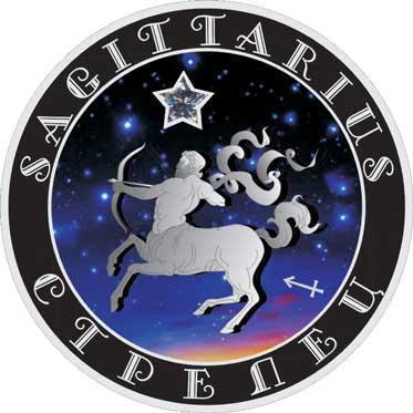 Coat of Arms Sagittarius