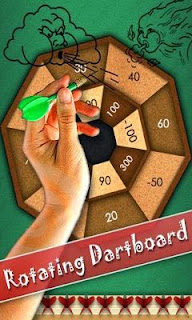 Screenshots of the Crazy Dart Shooter for Android tablet, phone.