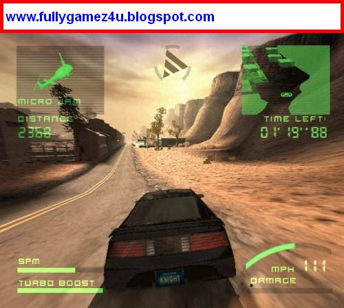 Download Knight Rider 2 Game For Pc Full Version 100% Working Link