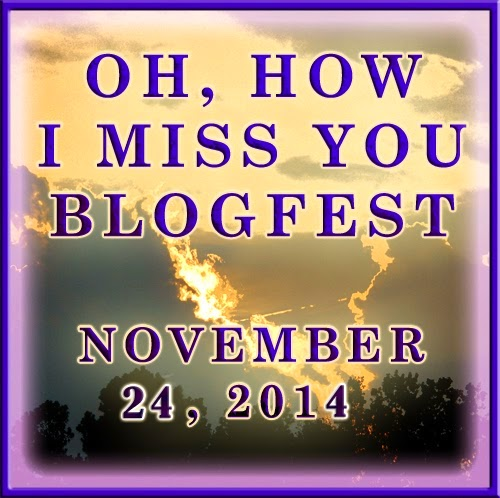 Miss You Blogfest