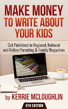 Make Money to Write About Your Kids (285 Markets)