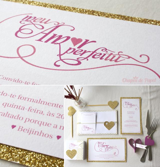 Kit São Valentim Dia dos Namorados