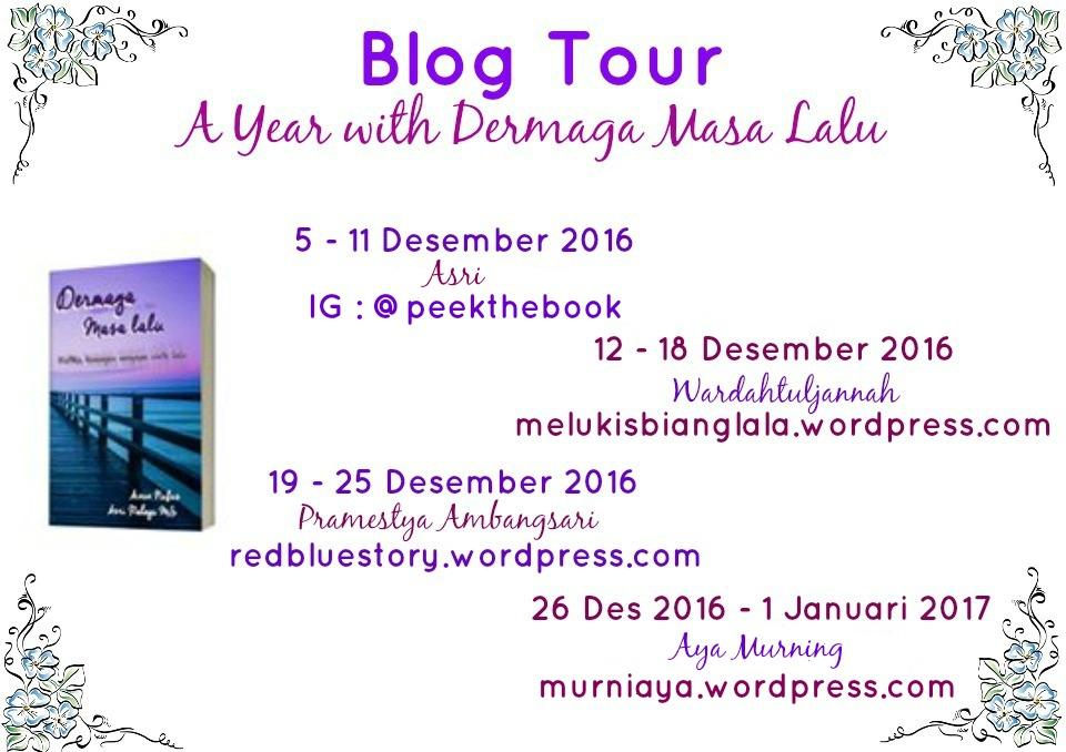 Blog Tour Dermaga Masa Lalu