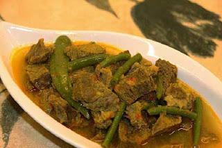 Gangan Asam Daging Khas Kalimantan Selatan
