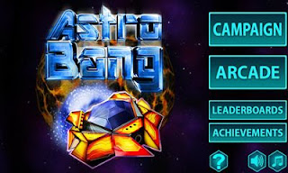 Screenshots of the Astro Bang HD for Android tablet, phone.