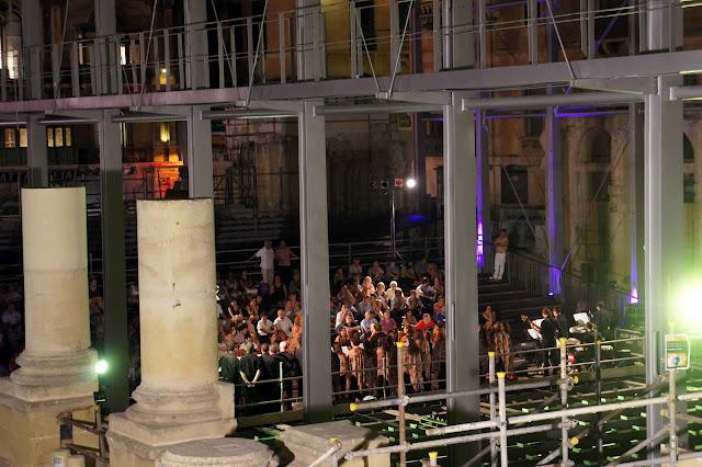 notte bianca 2012 valletta open air theatre malta