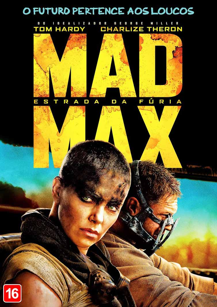Mad Max: Estrada da Fúria Torrent - WEB-DL 1080p Dual Áudio (2015)