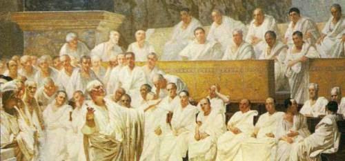 مجلس الشيوخ الروماني